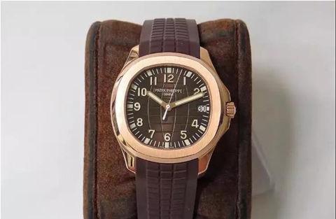 Replica Patek Philippe Aquanaut 5167 Rose Gold Watch